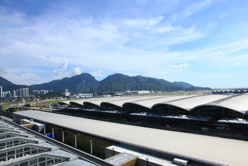 Download Hong Kong International Airport Imagen de archivo - Imagen de negocios, curvas: 42429943