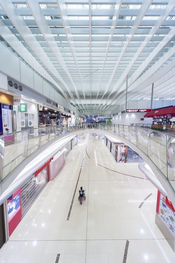 Hong Kong International Airport imagens de stock