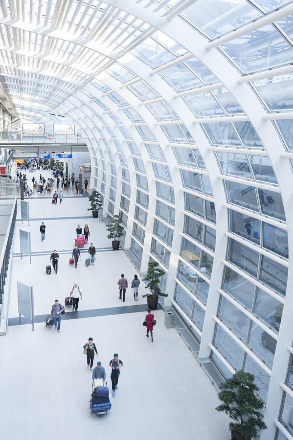 Hong Kong International Airport foto de stock