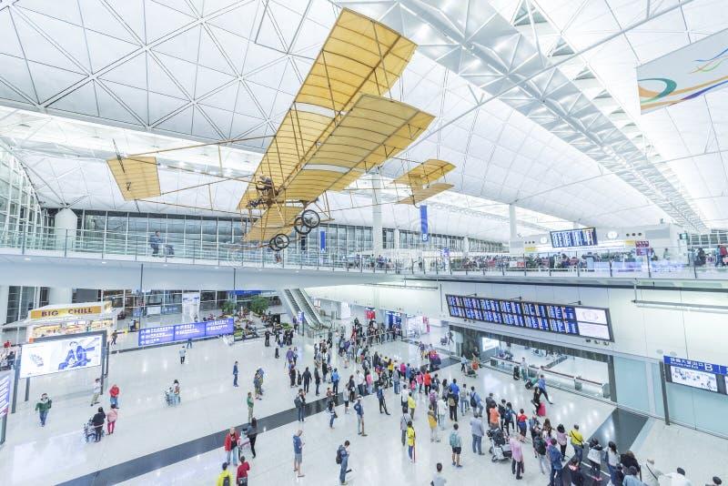 Hong Kong International Airport photographie stock