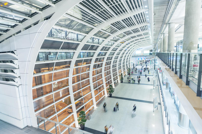 Hong Kong International Airport fotos de stock