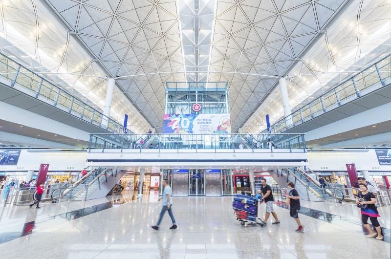 Hong Kong International Airport imagens de stock royalty free