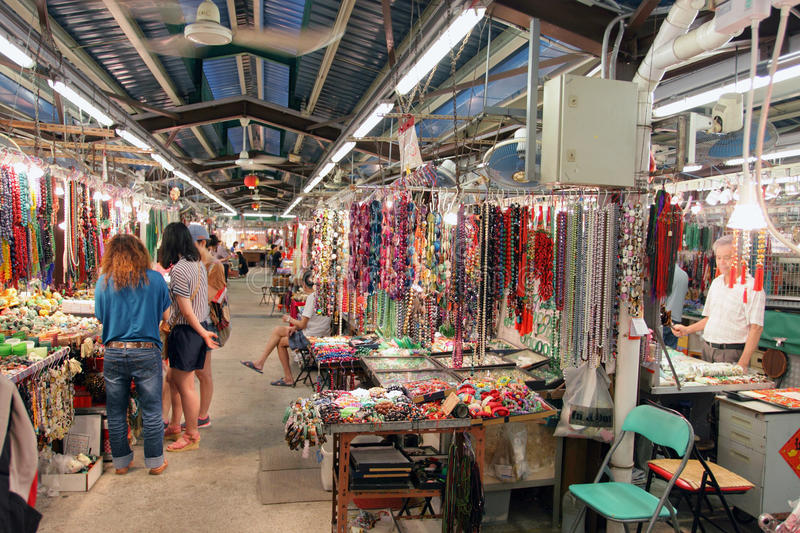 Download Hong Kong : Jade Market Editorial Photography - Image: 25113207