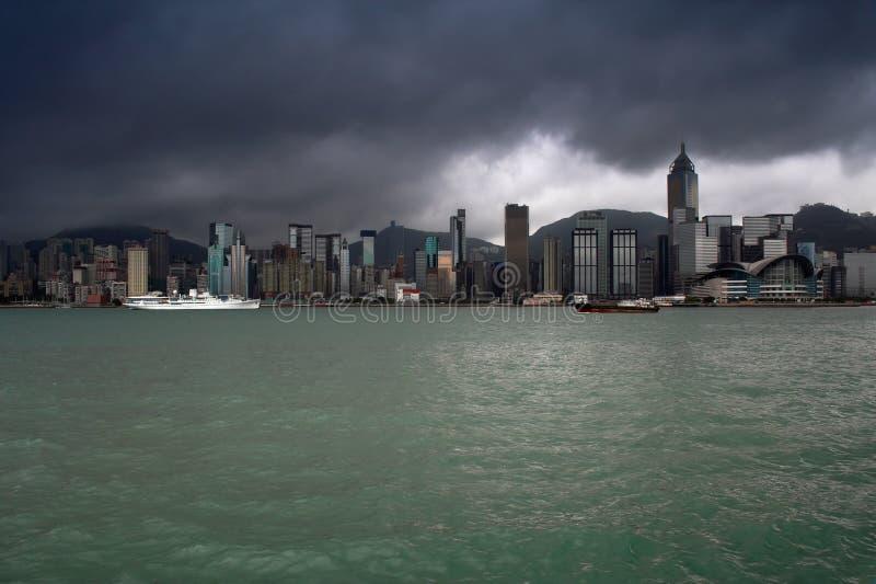 hong kong krajobrazy zdjęcie stock