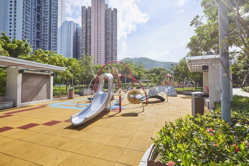 Hong kong landscape stock photos