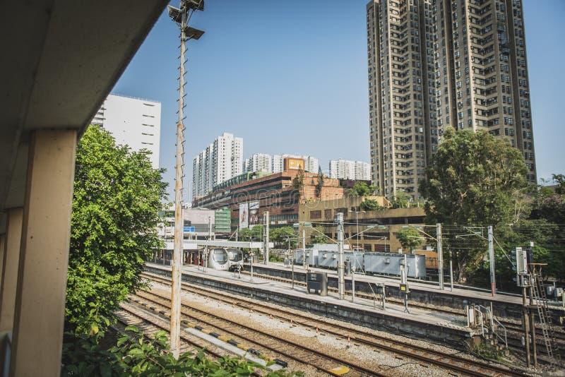 Hong Kong, Listopad 2018 - piękny miasto fotografia royalty free