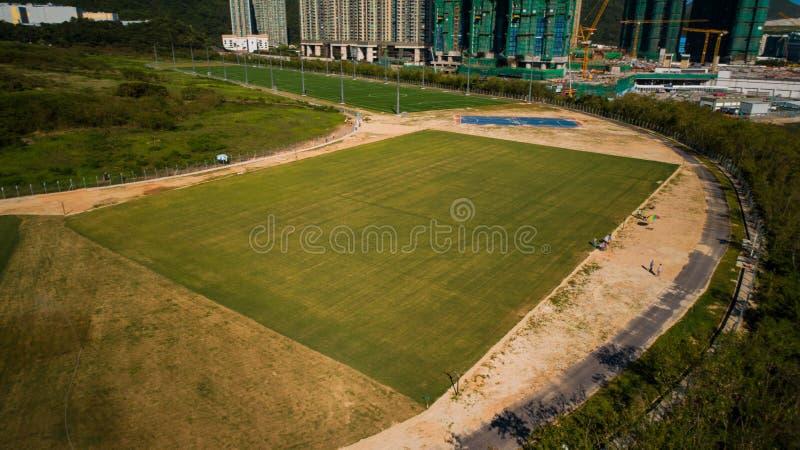 Hong Kong Lohas Park royalty free stock image