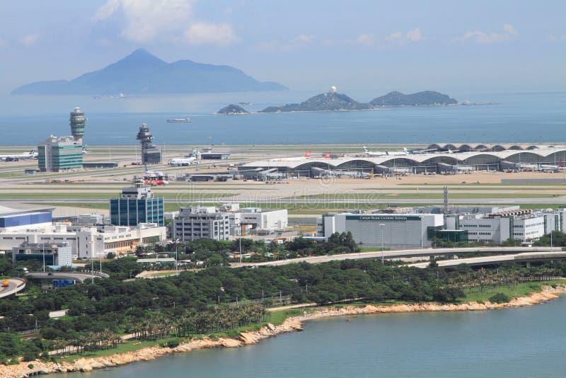 Download Hong Kong Lotnisko Międzynarodowe Fotografia Editorial - Obraz: 23055122