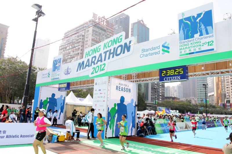Download Hong Kong Marathon 2012 Editorial Stock Photo - Image: 23224173