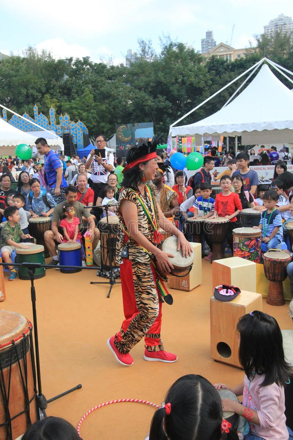 Crowd, fun, festival, recreation, fête, event, performing, arts royalty free stock photography