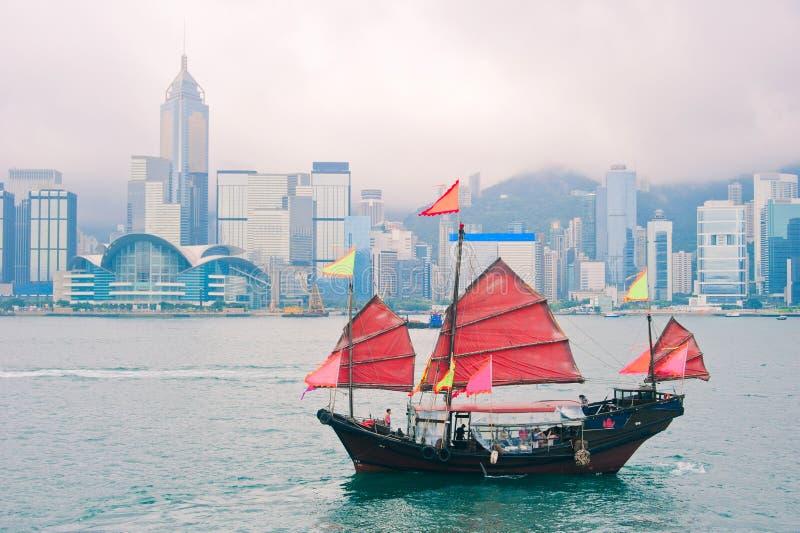 Hong Kong-Marksteine lizenzfreie stockfotografie