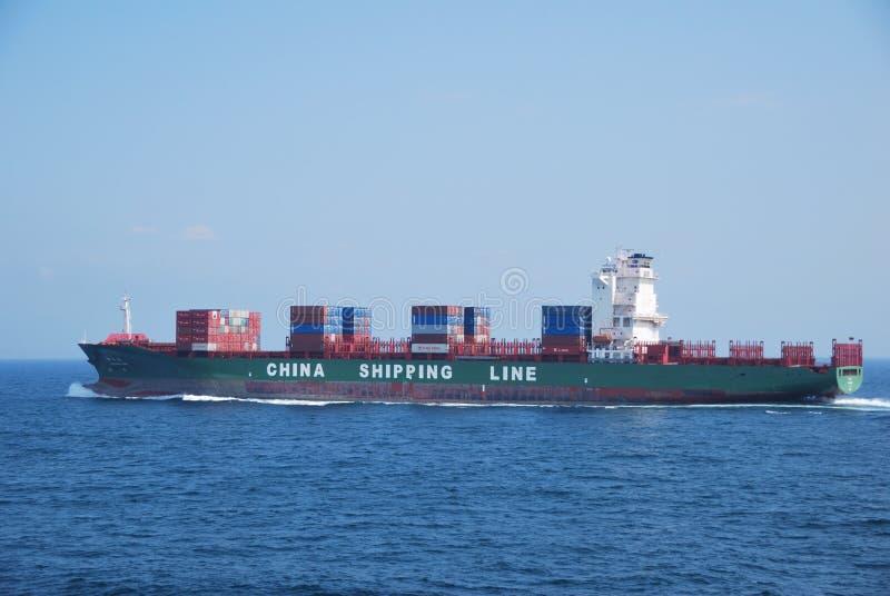 Download Hong Kong, May, 21, 2010 - Container Vessel Enteri Editorial Stock Photo - Image: 14888293