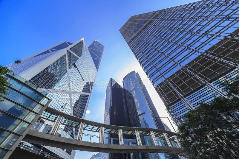 Hong Kong miasto obrazy royalty free