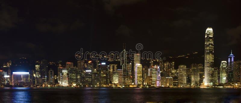 Download Hong Kong night stock photo. Image of tower, skyline - 16186974