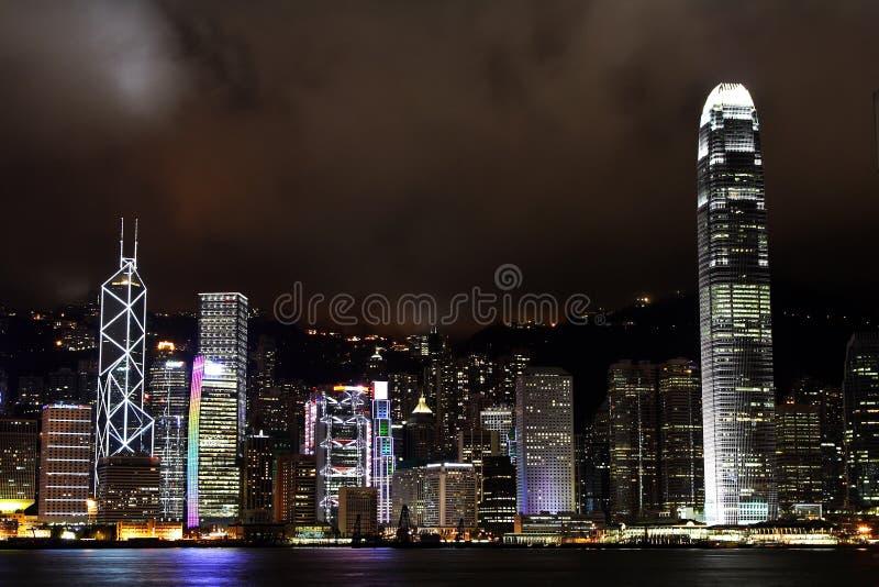 hong kong noc obrazy royalty free