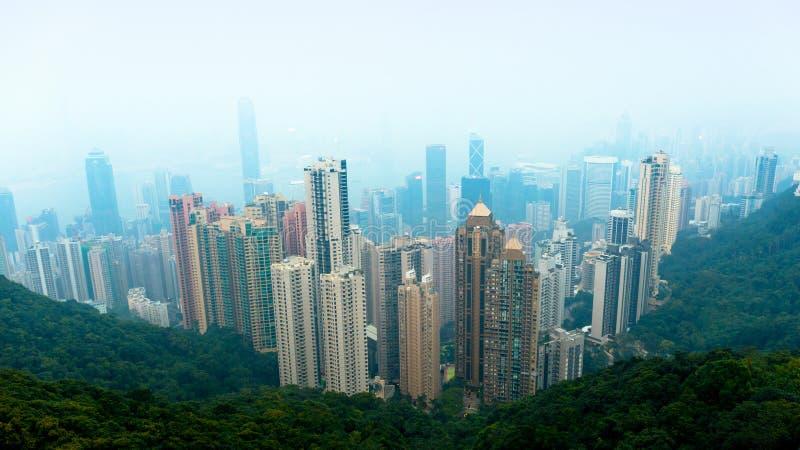 Hong Kong, Porzellan lizenzfreies stockbild