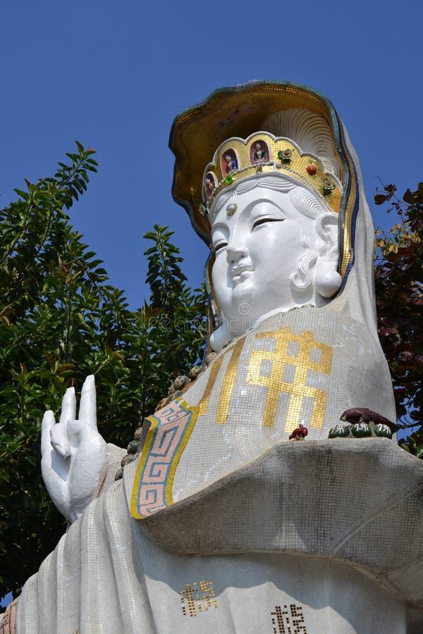 hong kong posąg zdjęcie royalty free