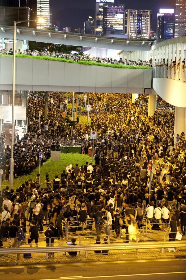 Download Hong Kong Student Protest 9/7/12 Editorial Photo - Image: 26499581