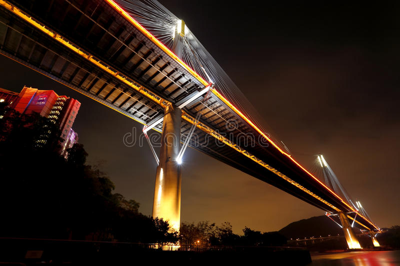 Download Hong Kong , Ting Kau Bridge Royalty Free Stock Photography - Image: 13758757