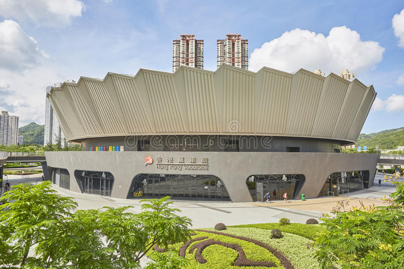 Hong Kong Velodrome photo stock