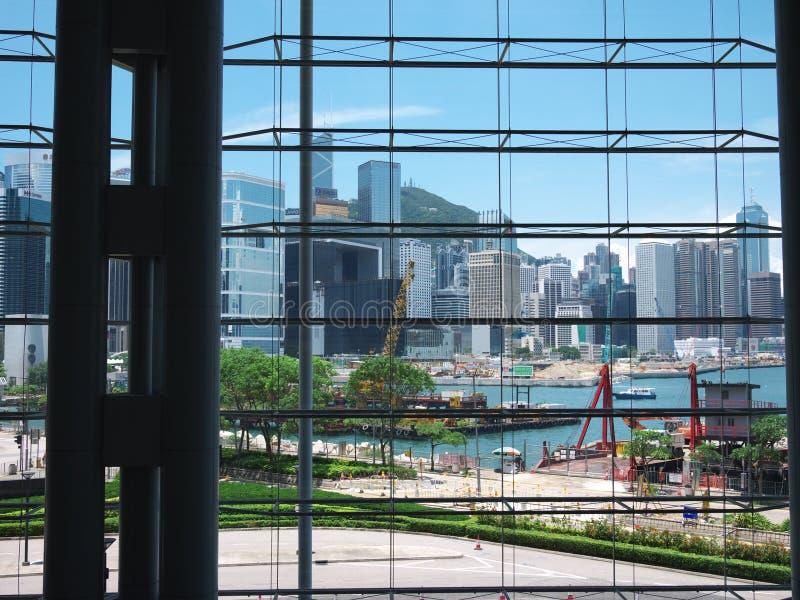 Download Hong Kong view editorial image. Image of exhibition, island - 20568410