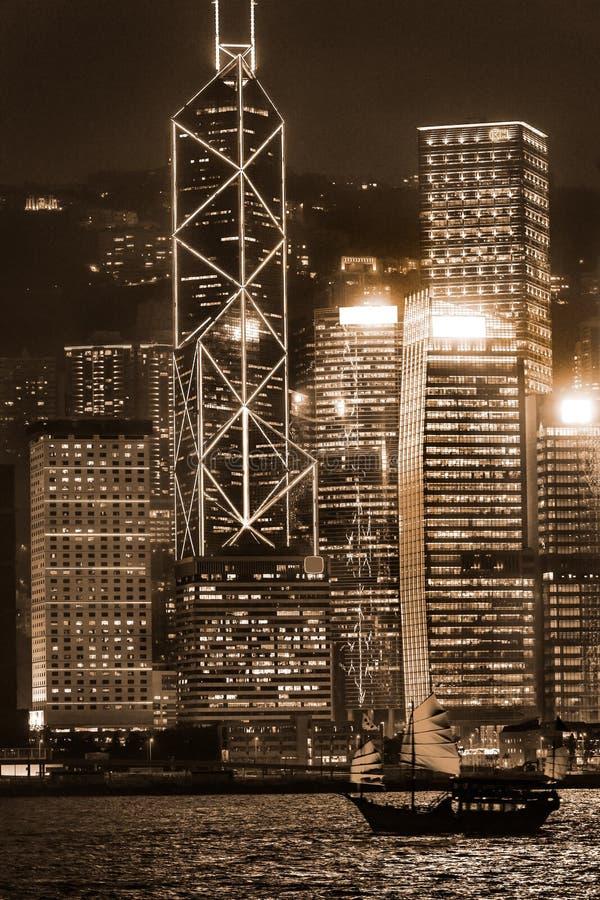 Hong Kong. royalty free stock photography