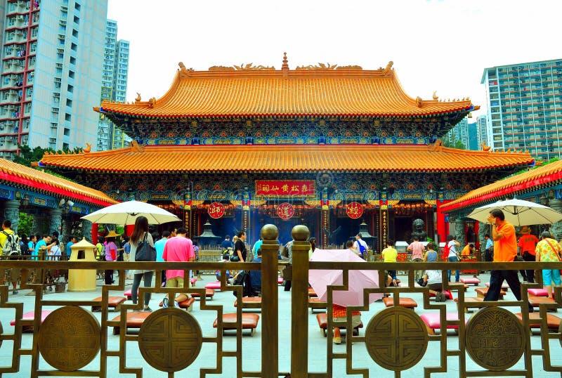 Download Hong Kong Wong Tai Sin Temple Editorial Photography - Image: 20069702