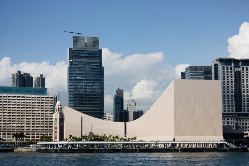 Hong- Kongkulturelle Mitte lizenzfreie stockbilder