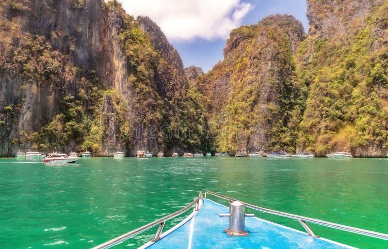 Hong wyspa fotografia royalty free