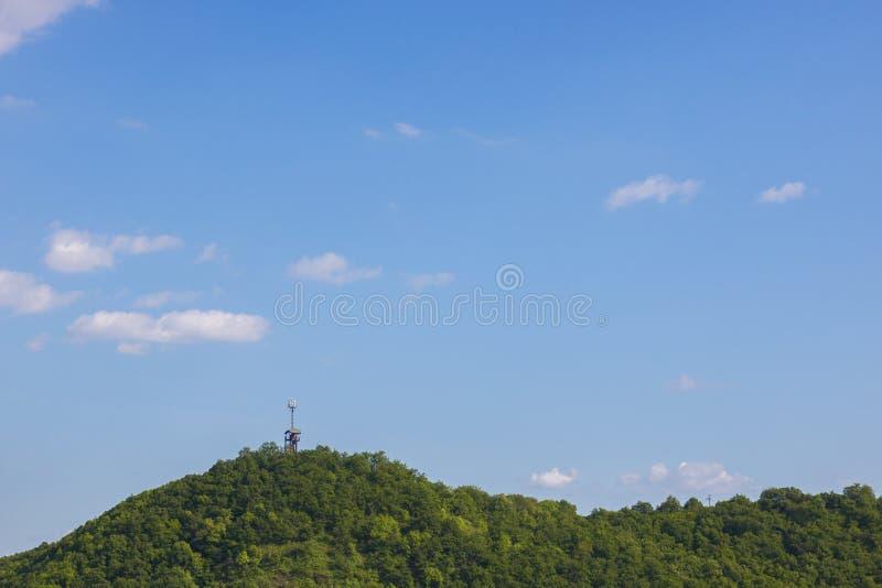 Hongaars landschap royalty-vrije stock foto's