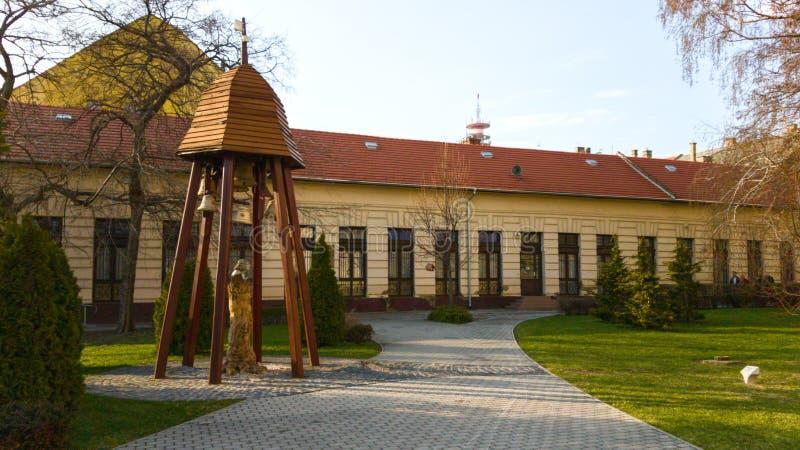Hongarije-Cegléd stock foto