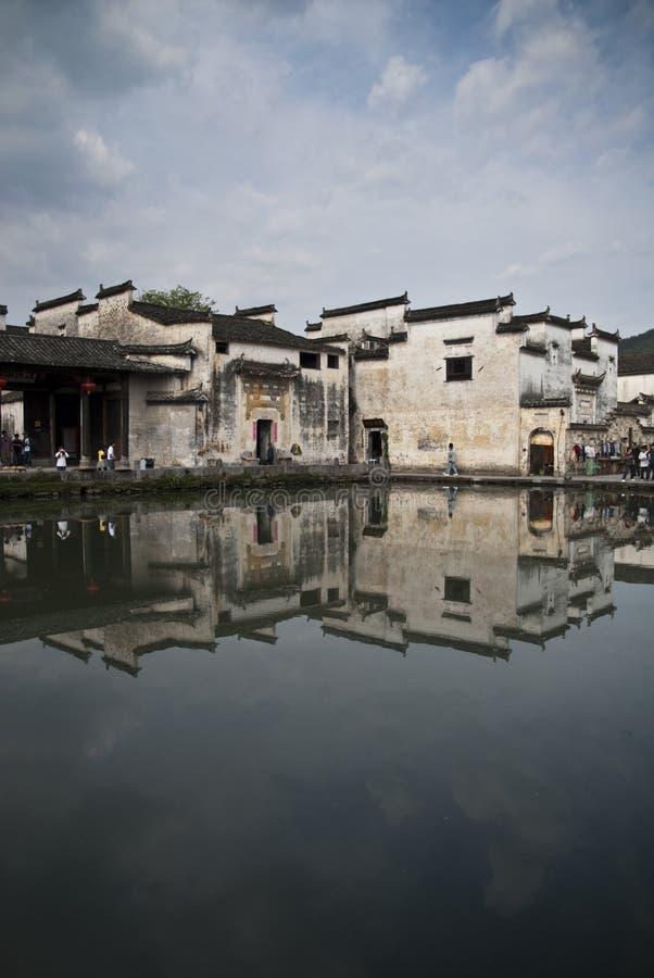 Hongcun (China) stock afbeeldingen