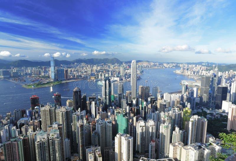 Hongkong stock afbeeldingen