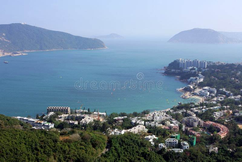 Hongkong royalty-vrije stock afbeelding