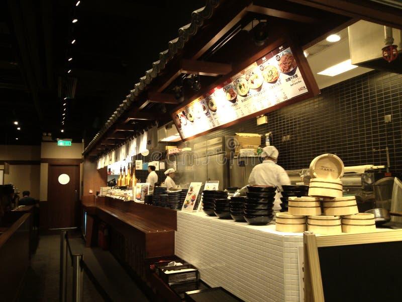Hongkong, China: Japans Restaurant stock foto's