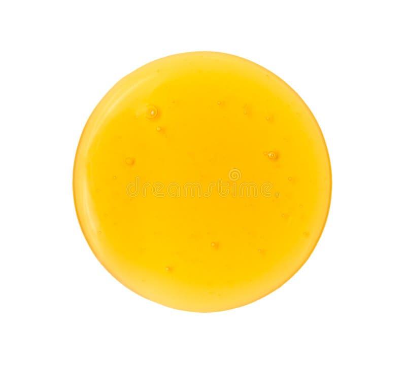 Honigtropfen lizenzfreies stockfoto