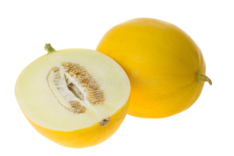 Honigweißmelone lizenzfreies stockbild