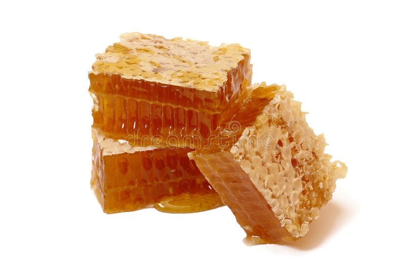 Honing 001 royalty-vrije stock afbeeldingen