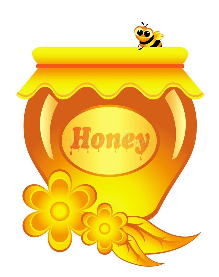 Honing royalty-vrije illustratie
