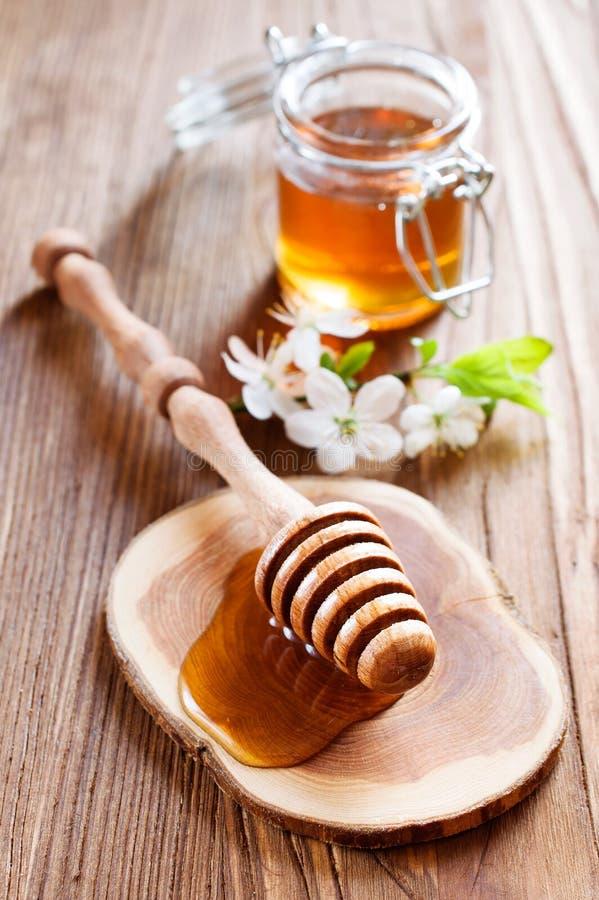 Honing in een rustieke stijl stock fotografie