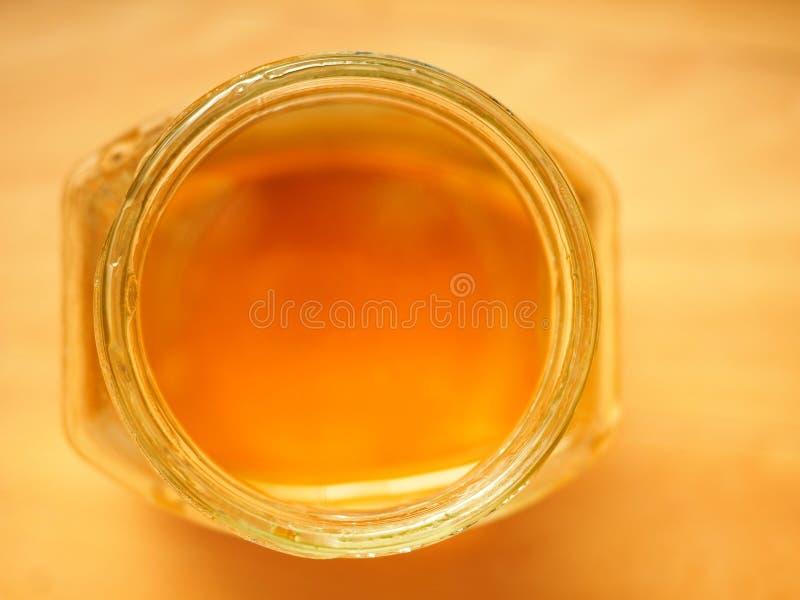 Honingskruik stock afbeelding