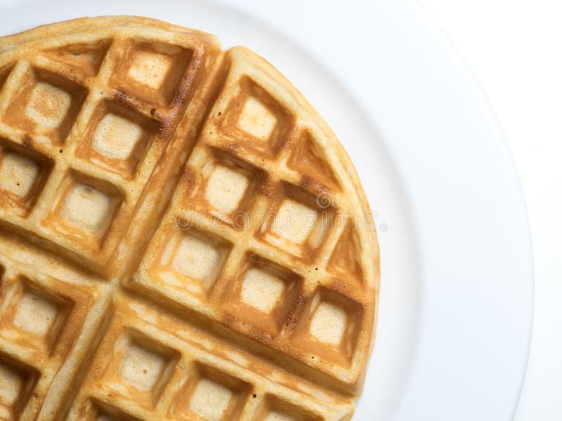 Honingswafel royalty-vrije stock afbeelding