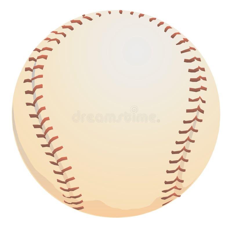 Honkbal vector illustratie
