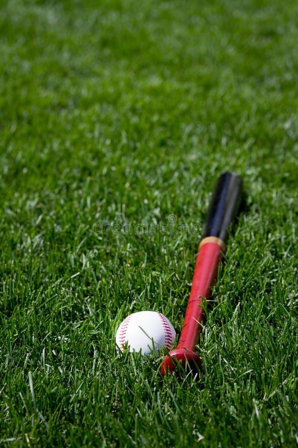 Honkbal en knuppel