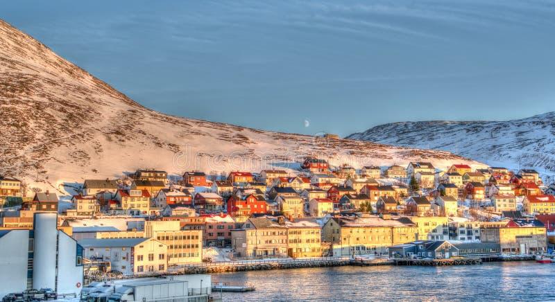 Honningsvag Norvège