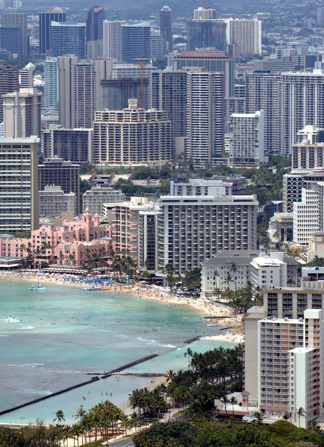 Honolulu 03 royalty-vrije stock foto