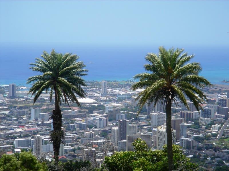 Honolulu stock afbeeldingen
