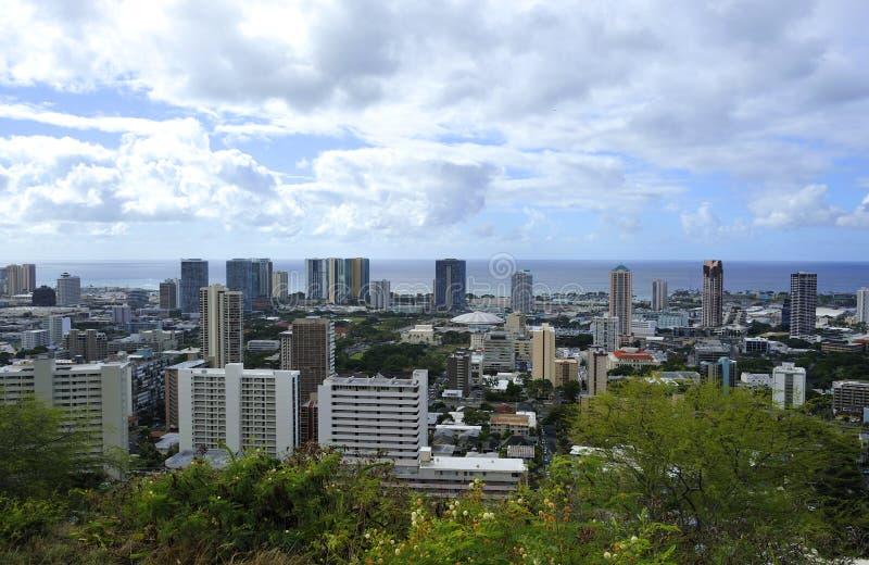 Honolulu royaltyfria bilder