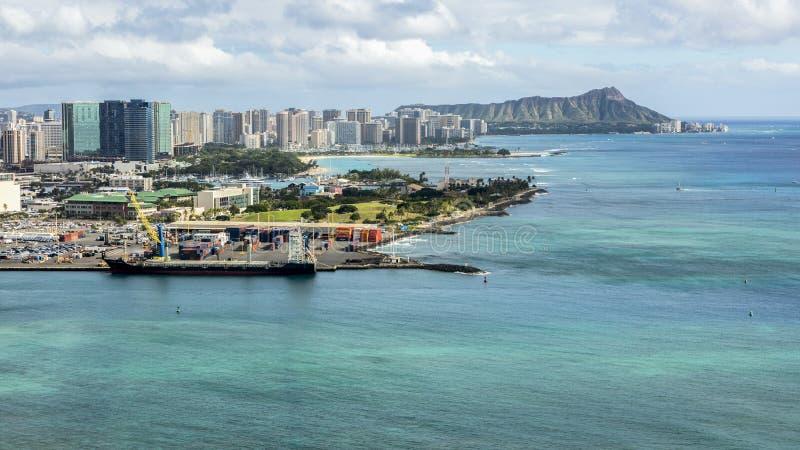 Honolulu fotografering för bildbyråer