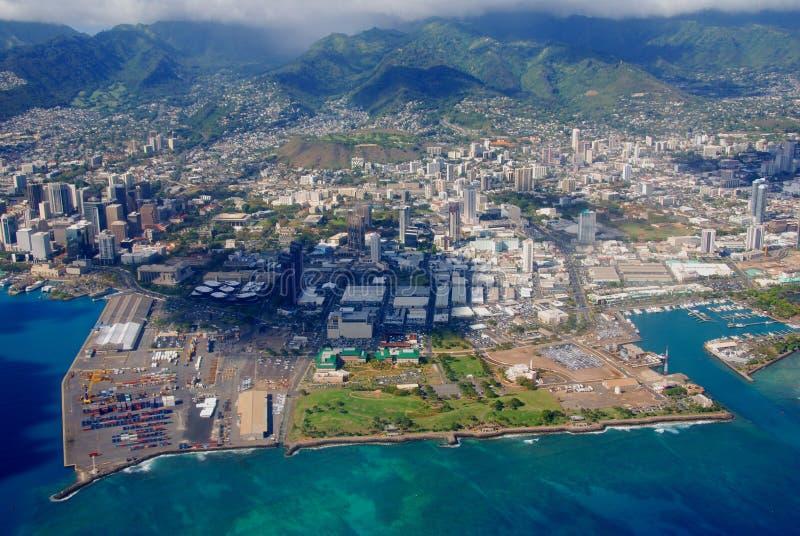 Honolulu Hawai fotografia stock